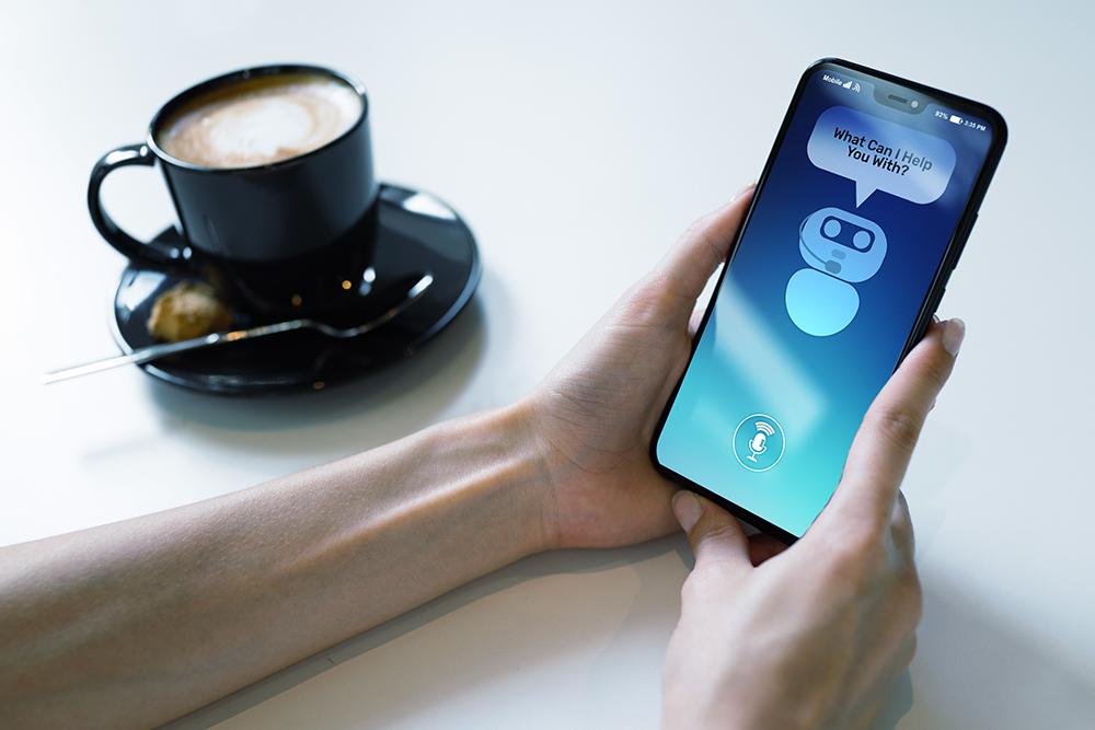Chatbot sử dụng công nghệ AI